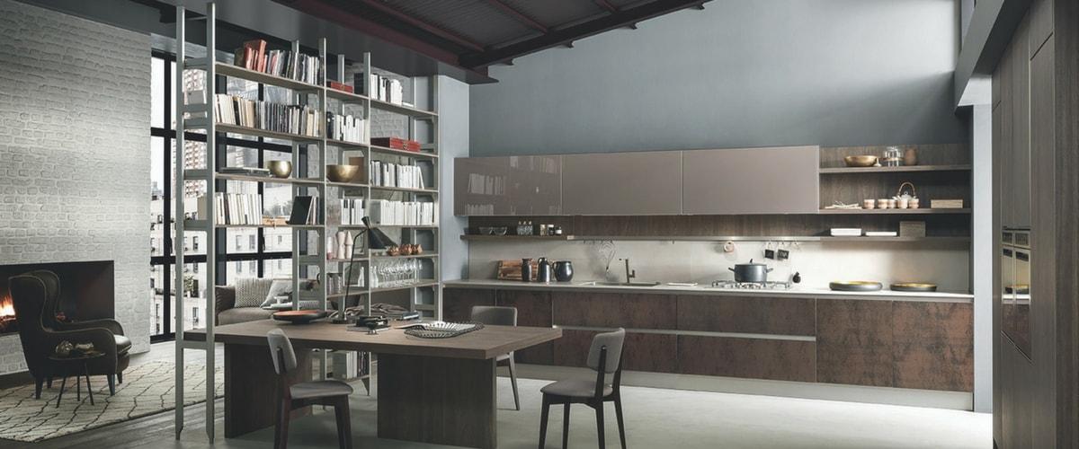 Cucine Attrezzate. Cucina Open Space Le Soluzioni Di Lube Store ...